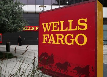 Struggling Wells Fargo Says Hiking Entry-Level Salaries