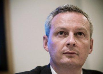 France Revises Down Budget Deficit