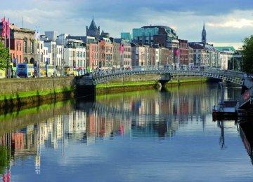 Frankfurt, Dublin Luring Bankers