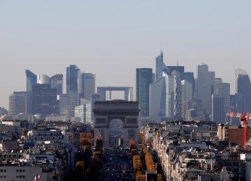 French Q3 GDP Rises 0.5%