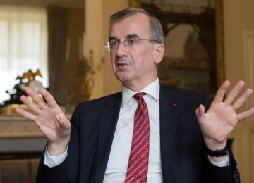 French CB Trims Growth Outlook