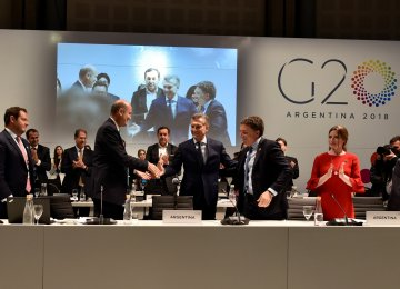 G20 says cryptocurrency can deliver significant benefits  to the financial system and worldwide economy.
