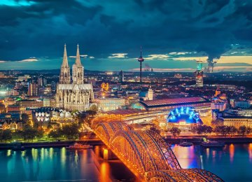 Germany is the continent's largest country in economic and demographic terms.