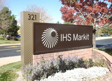 IHS Markit to  Buy Rival Ipreo  for $1.8 Billion
