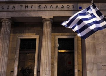 Greek banks will need to undertake another asset quality review and stress test.