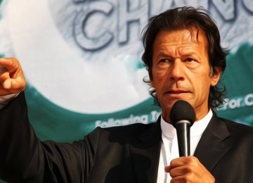 Imran Khan Says Economic Revival a Priority