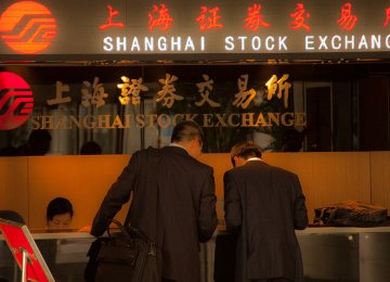Chinese stocks have steadily moved upward since June.