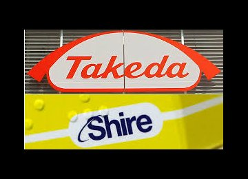 Irish Drugmaker Rejects Takeda's $60 Billion Offer