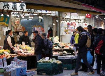 Japan Inflation Ticks Up, Dashes BoJ Estimates