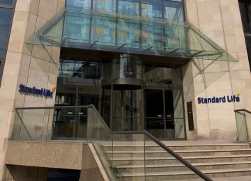 Standard Life shareholders will have overall control with a 66.7% stake  in the new company.