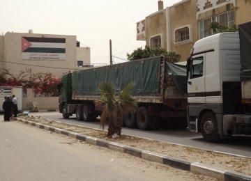 Jordan's Q1 Exports, Imports Rise