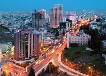 Jordan to Benefit From Eurozone Recovery