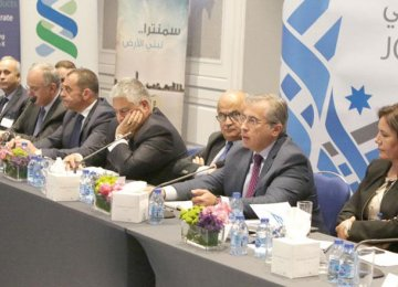 Jordan Official Urges Economic Self-Reliance