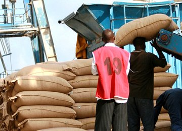 Kenya Trade Deficit Widens