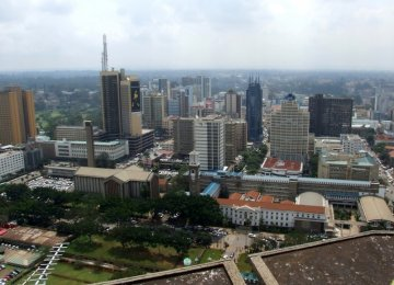 Kenya Growth Rate Cut Further