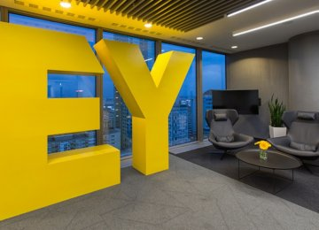 EY Group says growing optimism about economic and financial conditions create an environment ripe for dealmaking.