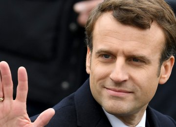 Macron Is 'Good News' for Trade-Reliant Asia