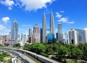 Malaysia GDP grew 5.8% year-on-year in the second quarter.