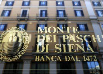 Monte Paschi Bailout Faces ECB Pushback