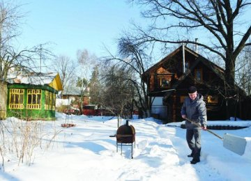 Moscow Property Boom Sparks Local Ire