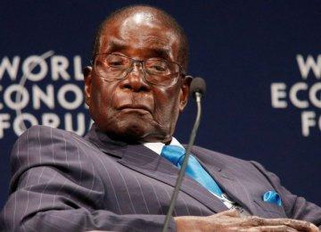 Mugabe Insists Zimbabwe Is Not Fragile