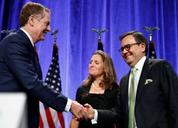 NAFTA Talks Take Acrimonious Turn