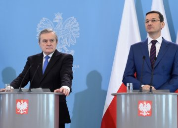 Poland to Invest $490b by 2020