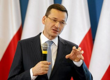 Poland to Become Less Dependent  on EU Funds