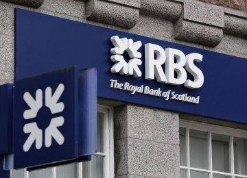 RBS H1 Profit Above Expectations