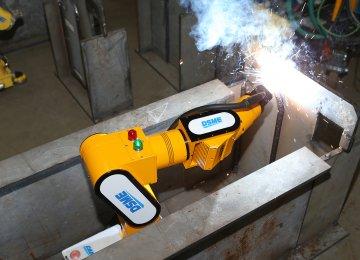 Robot Shipbuilders Coming
