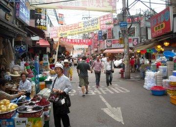 S. Korea Expected to Grow 3 Percent