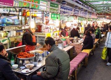 S. Korea Economic Outlook Cloudy