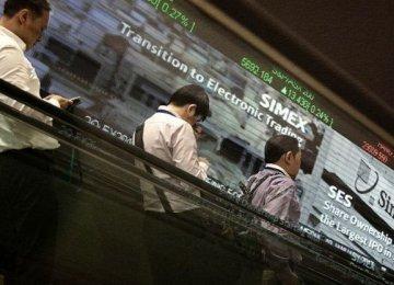 SE Asia Stocks Inch Up