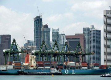 Singapore Growth Double Its Forecast