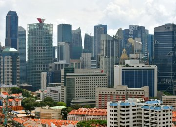Singapore Uncertainty Index Up