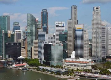 Singapore's economy has struggled  over the past two years.
