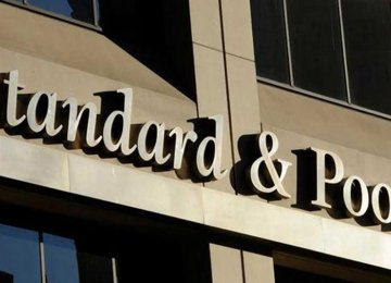 S&P Downgrades South Africa's Debt to 'Junk'