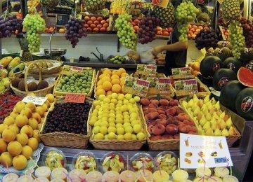 Spain Consumer Prices Edge Down