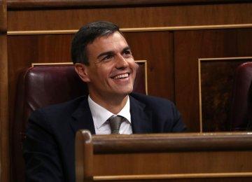 Spain Government Faces Budget Revolt