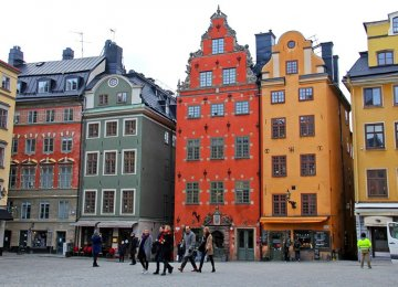 Swedish Business Confidence Shoots Up