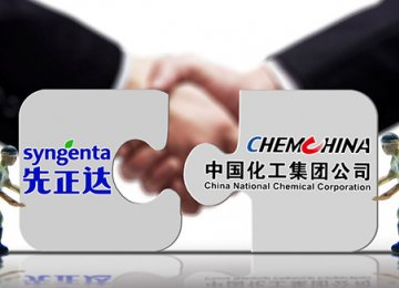 Syngenta Takeover by Chinese Co. Approved