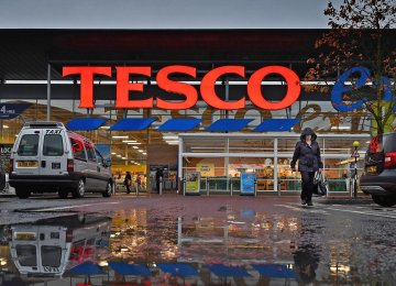 Tesco Facing Record  $5.6b Equal Pay Claim