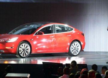 Tesla Slashes  3,000 Jobs
