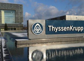 Thyssenkrupp Defends Disputed Tata Steel Merger