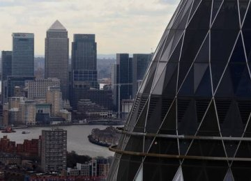 UK's Sluggish Trend Hits Companies' Profits