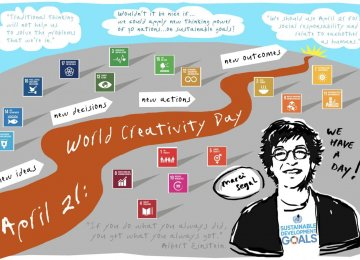 UN Declares Creativity and Innovation Day