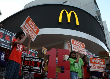 New Study Reveals:: US Workers Wages  Back at 1974 Levels