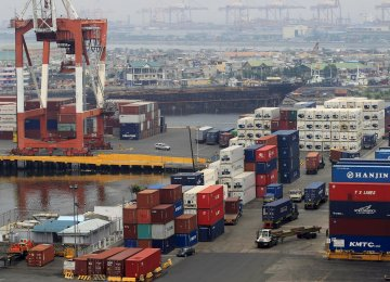 Vietnam Posts Trade Deficit