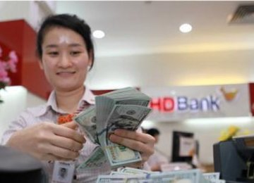 Vietnam Forex Reserves Soar  to $48b
