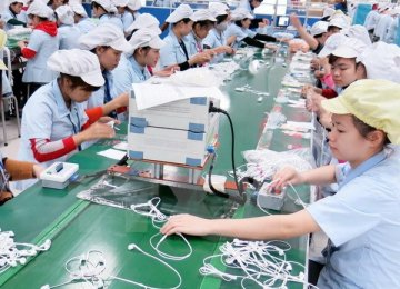 Vietnam Raises Export Target to $188 Billion